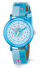 Prinzessin Lillifee Reloj De Niños 2013200 Analógico Cuero Azul