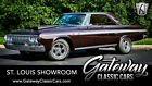 1964 Plymouth Fury  Chestnut Metallic 1964 Plymouth Sport Fury  383 CID V8 3 Speed Automatic with Ma