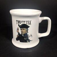 Rush Limbaugh Two If By Tea Coffee Tea Mug O Say Can You Tea Gold Signature 12oz
