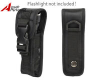 Tactical Belt Clip Flashlight Holster Pouch for Surefire G2 G2X 6P 6PX