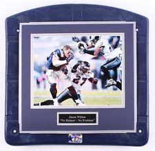Dallas Cowboys Jason Witten #82 Image TX Stadium Seat Bottom no helmet no PROBLM