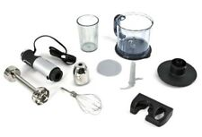 Morphy Richards 48952 500W 8 + Turbo Speed Food Fusion Hand Blender NEW in BOX