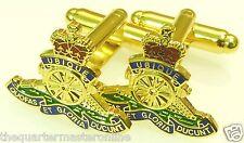 Royal Artillery Cufflinks