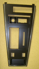 Console Shift Plate,C3 Corvette,1977,78,79,80,81 ,82,P/W Cut outs