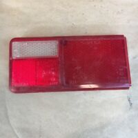 OEM Morris Marina VEGA Rear Right RH Tail Light Lens Red Backup SAE R4 3272