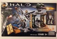 Mega Bloks Halo UNSC Victor Squad Set 129 Pieces~NEW SEALED EXCELLENT CONDITION!