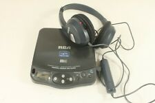 RCA RP 7927A, CD player with HPNC-100 headphones.(ref C 156)