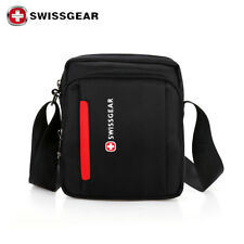 SwissGear Men's Tablet Shoulder bag Messenger Bag Travel Cross body sling bag