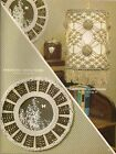 Macrame Circle Frame  Hanging Lamp Pattern - Craft Book: AC1 Accents