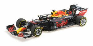 Minichamps 1:18 Aston Martin Red Bull RB16, 70th Anniversary GP 2020, Verstappen