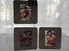 DUNCAN REGEHR BODY BUILDER color SLIDE/TRANPARENCY LOT SEXY candids movie photo