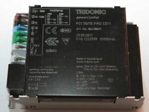 Tridonic PCI 35/70 Pro CO11 35w - 70w Metal Halide Ballast 86458601