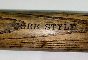 Vintage Ty Cobb Adirondack Bat Detroit Tigers