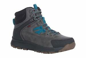 Gerry Outdoor Timpas Boots Hiking Shoes Grey Blue Mens 10 US New Box