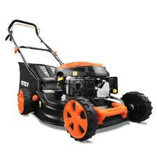 Petrol 146cc push lawnmower 18inch cutting width FUXTEC RM4646ECO