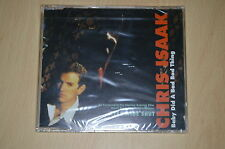 Chris Isaak ‎– Baby Did A Bad Bad Thing. PR01458. Precintado CD-Maxi