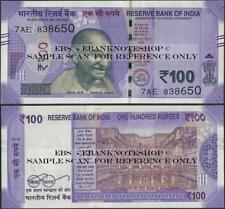 India Pnew 100 Rupees 2018 Brand new Gandhi Rani Vav Violet Inset R @ Ebs