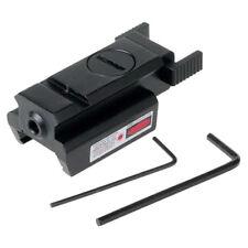 Mini Red Dot Laser Sight Fit 20mm Weaver Rail for Hunting Handgun