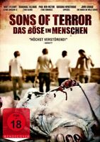 Sons of Terror - Das Böse im Menschen - DVD - Matthew O'Leary, Marshall Allman,