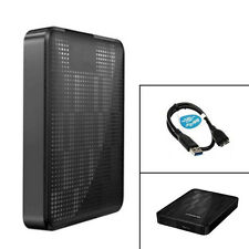 "Hard Drive External Case HDD Enclosure For WD MYPAABEORT 2.5"" USB 3.0 SATA BE"