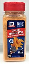 McCormick Sundried Tomato Basil Pasta Sauce & Seasoning Mix 7.87 oz