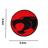 Quality Patch Thunder Cats Iron Superhero Embroidered Sew Badge Applique  P400