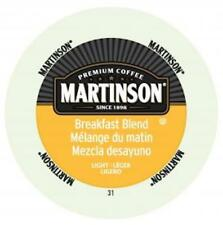 Martinson K-Cup Compatible RealCup Coffee Capsules-Breakfast Blend 48 Ct
