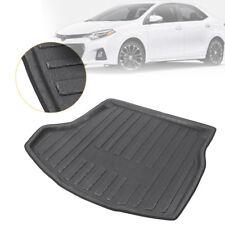 For Toyota Corolla Altis 2014-17 Rear Boot Mat Rear Trunk Liner Cargo Floor Tray