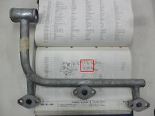 TUBO POSTERIORE AL BASAMENTO 1° S. FIAT 682 N3/4/T3/T4 ERREVI 711420 OE 4533888