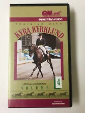 Training with Kyra Kyrklund Vol. 4 Lateral Movements - VHS