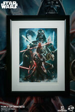 STAR WARS Force of Darkness Premium Art Print
