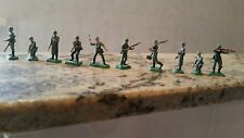soldats ALLEMANDS 1/50 STARLUX MILITAIRES 35 mm FIGURINES JOUETS ANCIEN 1/43