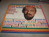 MITCH MILLER HAPPY TIMES! w/lyrics LP EX Columbia CL1568 1961