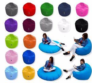 Patchhome 2  Varianten in 1 Sitzsack Sitzkissen Bean Bag Gamer Kissen Sessel NEU