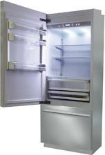 "Fhiaba BKI30BI-RS 30"" Brilliance Counter Depth Freezer Refrigerator Stainless"