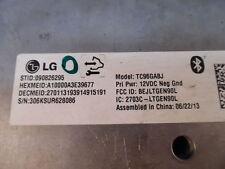 2014 14 CHEVROLET EXPRESS BLUETOOTH ONSTAR VCIM COMMUNICATION MODULE UNIT K2498