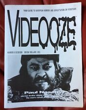 VIDEOOZE #6/7 PAUL NASCHY DOUBLE ISSUE SPECIAL 1994