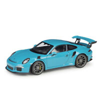 Welly 1:24 2016 Porsche 911 GT3 RS Diecast Model Sports Racing Car NEW IN BOX