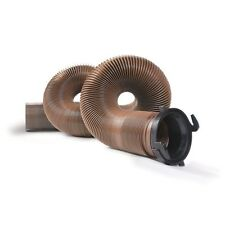 Camco 39691 15' Heavy Duty RV Sewer Hose with Pre-Attached Fitting