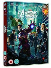 Marvel Avengers Assemble (DVD, 2012) **NEW**