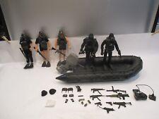 Zodiac Hasbro C-022E Lot 5 Seal Team GI Joe 12