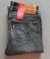 Damen Jeans LEVIS LEVI´S 712 Slim Burnt Ash W24 L34