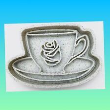 Teacup Rose Cookie Cutter
