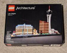 Lego Architecture Las Vegas 21047 (Empty Box Only)