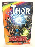 Thor The Lost Gods Collects Journey Into Mystery #503-513 Marvel Comics New TPB