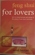 Feng Shui For Lovers by Bartlett, Sarah Paperback Book Free Shipping!!!