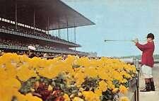 Long Island New York Aqueduct Big A Race Track Vintage Postcard K40670