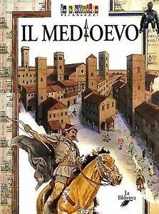 (1355) Il Medioevo -  La Biblioteca