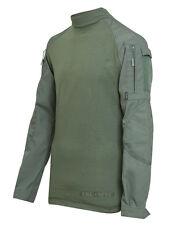 TRU-SPEC 2553 Military Combat Uniform Shirt - OLIVE DRAB - FREE SHIPPING