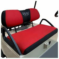 Golf Cart Seat Cover Bench Seat Cover Mesh For Club Car DS Precedent Yamaha